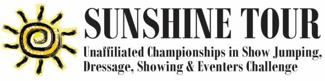 Sunshine tour logo